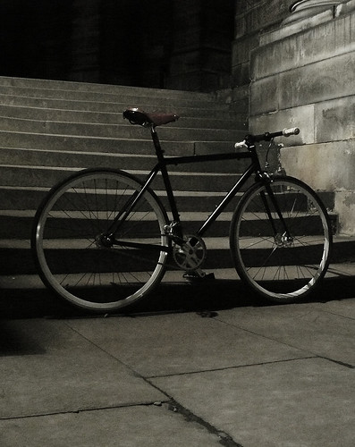My fixed gear | by Malcolm Craig