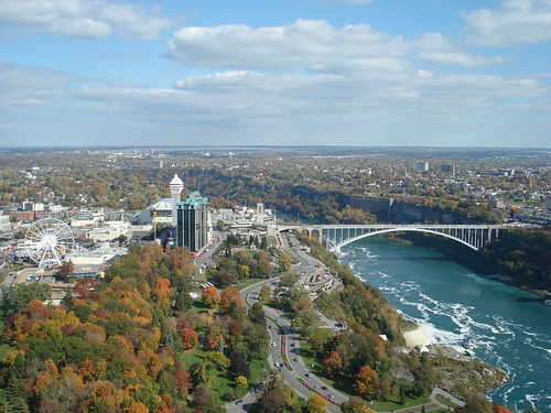 Niagara Falls: View from Skylon Tower | by The Lone Beader
