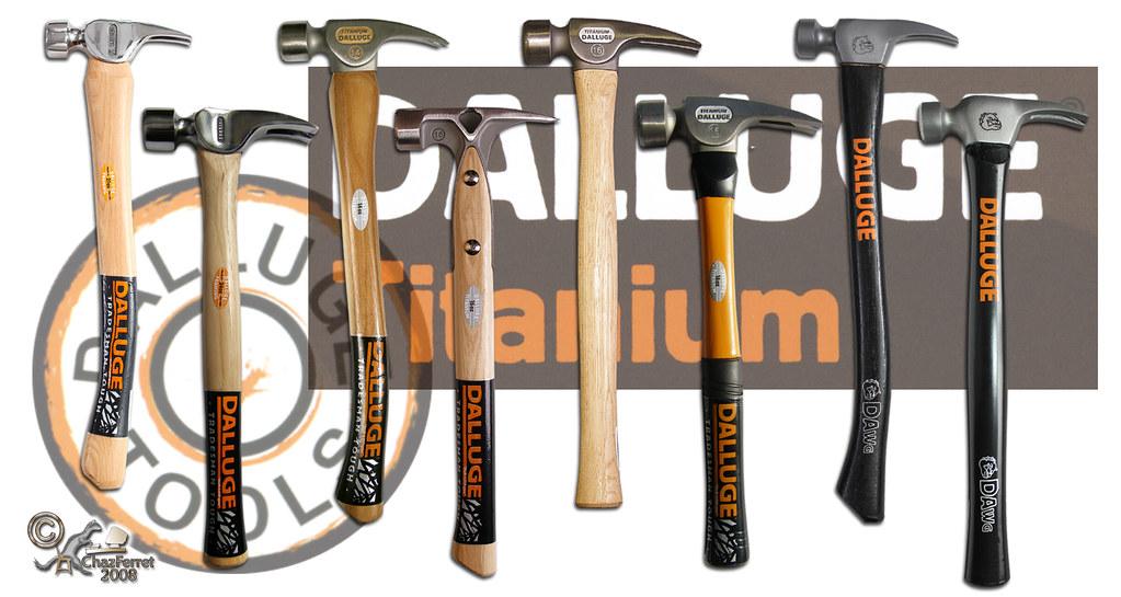 dalluge framing hammer set by chazferret