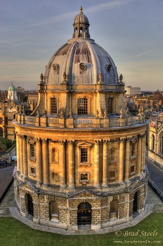 Radcliffe Camera || HDR | by Brad Steels