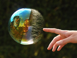 Bubble Pop: Reflection Perfection | by richard.heeks