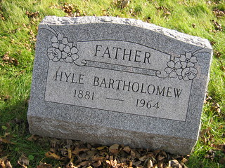 Hyle Bartholomew | by Barrington Area Library Local History