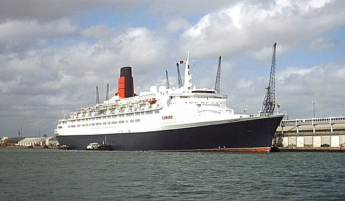 QE2 at Southampton. | by Beardy Vulcan