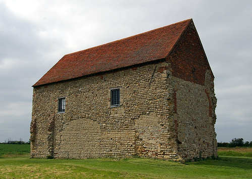 St Peter-on-the-Wall, Bradwell-on-Sea, Essex | by Whipper_snapper