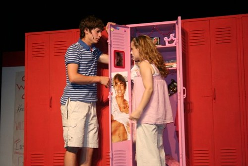 Sharpay's Locker Door Decor | Disney, Crafts and High schools