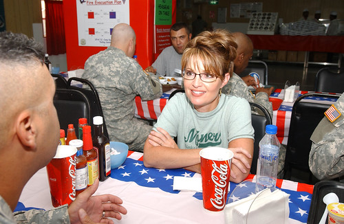 Sarah Palin in Kuwait 2 (High Rez) | by asecondhandconjecture