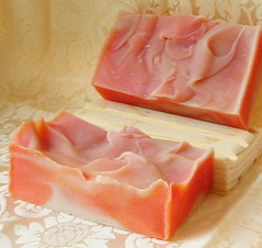 Cinnamon Oatmeal Soap | by Soapy Blessings