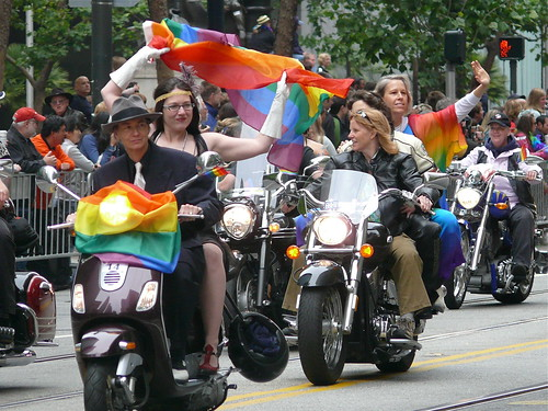San Francisco Pride Parade 2008 | by Ingrid Taylar