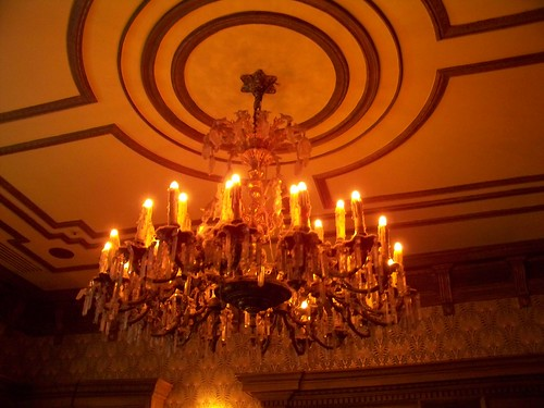 Mansion Foyer Chandelier : Haunted mansion foyer chandelier inside