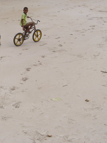 Beach Biking | by The Hungry Cyclist