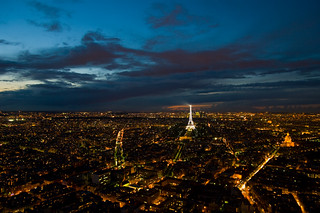 "They say ""this is the best view in Paris"" 