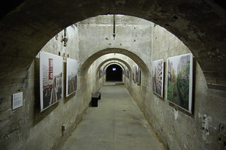 La Petite Ceinture (The Small Belt, Paris) [Exhibition view] (2005) by Anthony Hamboussi | by 16 Miles of String