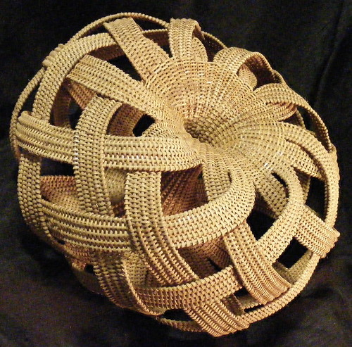 Basket Weaving Expression : Number this basket was shown in the small