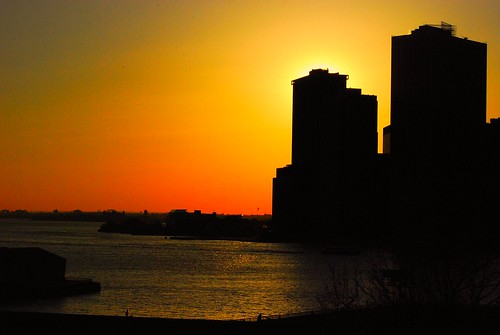 Brooklyn sunset | by severina6