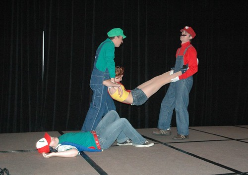 Live Action Super Smash Brothers | by Florida Supercon