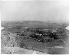 "View of Castle Rock from ""The Rock"" 