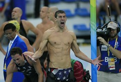 Michael Phelps | by nataliebehring.com
