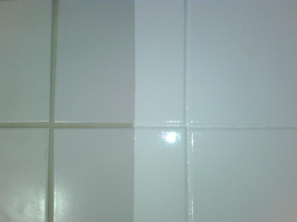 tile refinish | dull to brilliant | neliazar36 | Flickr