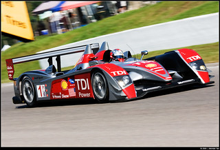Grand Prix of Mosport - Saturday: ALMS LM P1 Qualifying | by Tanner.