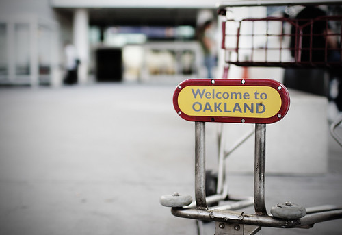 Welcome to Oakland | by souladdikt