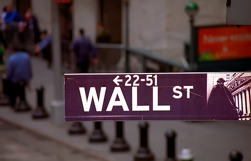 "New York - ""Wall Street"" 