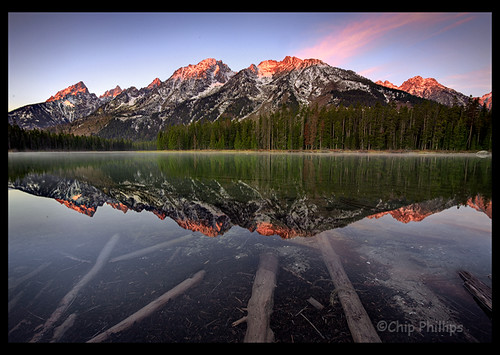 String Lake Sunrise | by Chip Phillips