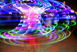 Globe Sonic LED Hooping | by coruscantcouture