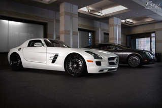 Mercedes Benz SLS AMG | by ZainSyedPhoto