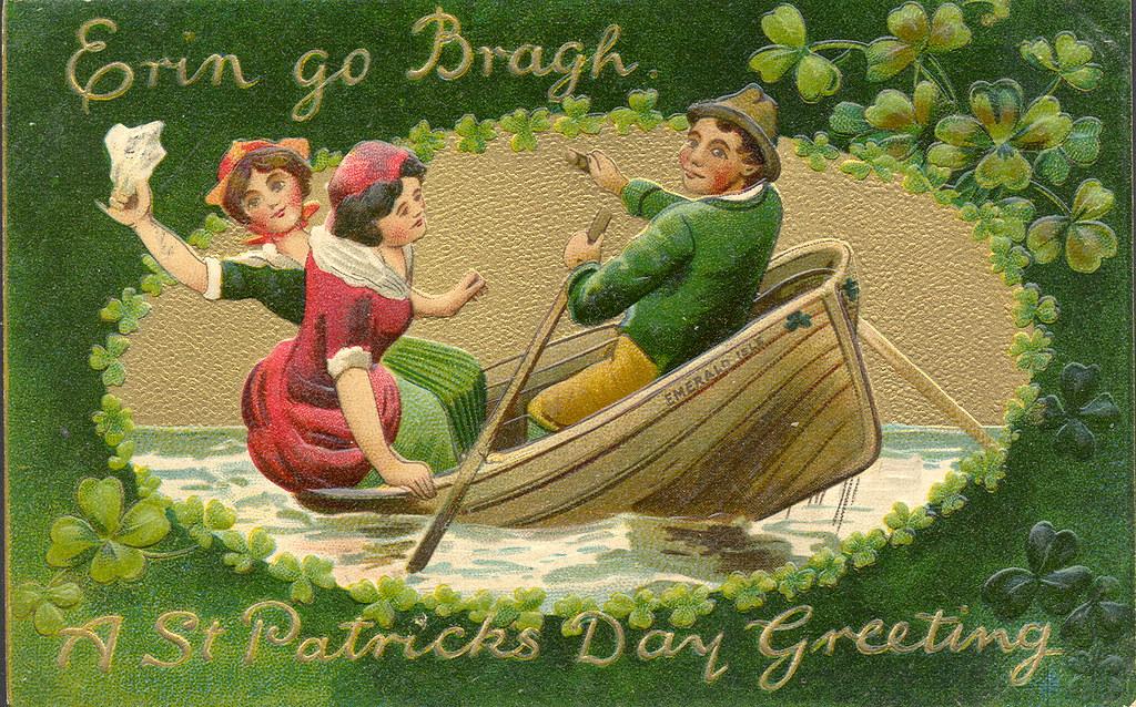 Irish americana st patricks day emerald isle erin go brag flickr irish americana st patricks day emerald isle erin go bragh m4hsunfo