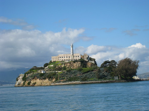 Alcatraz Island Ferry