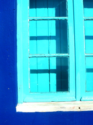 Bright blue all the way ... | by juntos ( MOSTLY OFF)