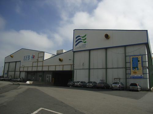 Batiment industriel de la cci sur le port de commerce de b flickr - Chambre de commerce de brest ...