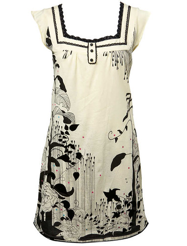 miss selfridge dress | by Green Kitchen
