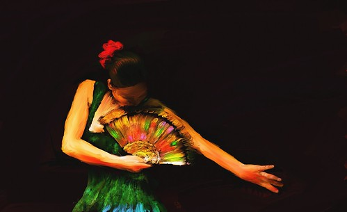 The Flamenco Dancer's Fan | by Pat McDonald