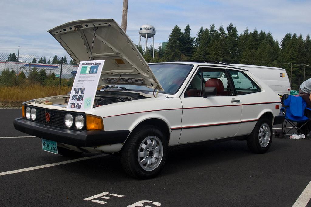1980 Scirocco S