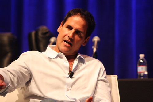 TechCrunch50 Day Two Afternoon - Mark Cuban | by b_d_solis
