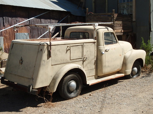 Ford Service Bed Trucks