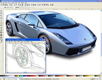 Programma professionale per il disegno grafico vettoriale for Miglior programma grafica 3d
