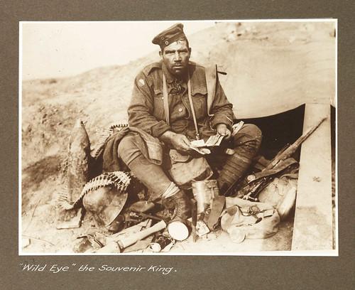 Official Australian photographs of World War One