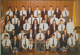 1972 7th Grade Class Photo SFS | by Whiskeygonebad