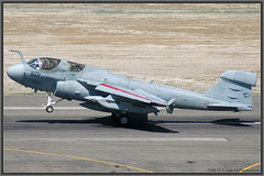 Grumman EA-6B Prowler -- VAQ-139 'Cougars' - NAS Whidbey Island, WA (BuNo 161245) | by One Mile High Photography