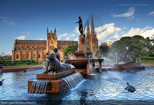 Archibald Fountain, Sydney (#25) | by Christopher Chan