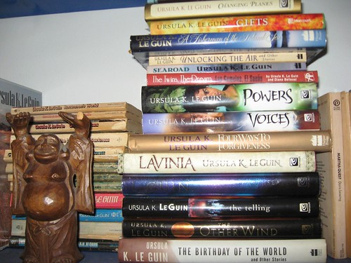 Books by Ursula K. Le Guin | by elycefeliz