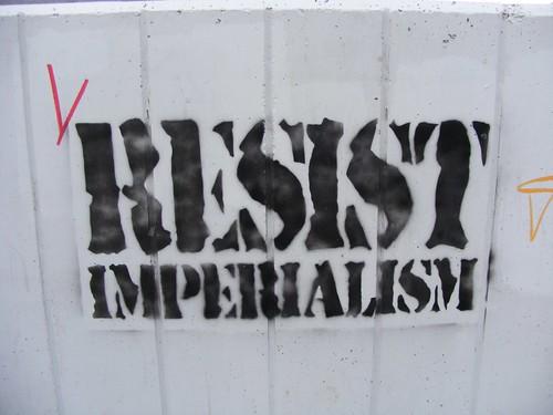 Resist Imperialism