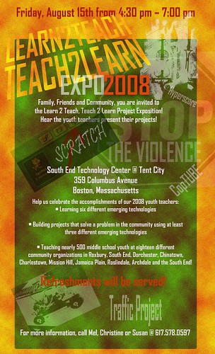 L2TT2L Project Exposition Invitation | by connors934