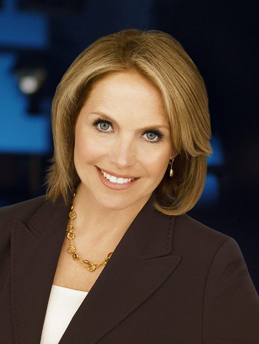 Katie Couric | by Image Editor