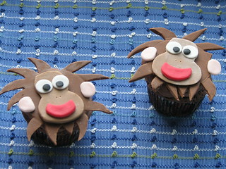 Bobo Brothers Monkey Cupcakes | by sugarcrushmiami