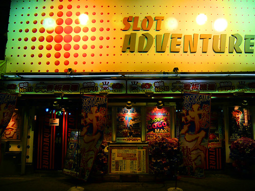 Slot Adventure | by DocChewbacca