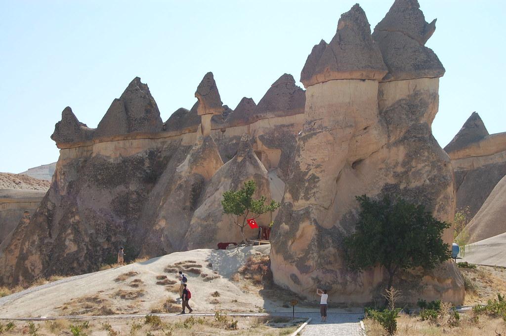Cheminees De Fees Cappadoce Turquie 9 Hube Marc Flickr