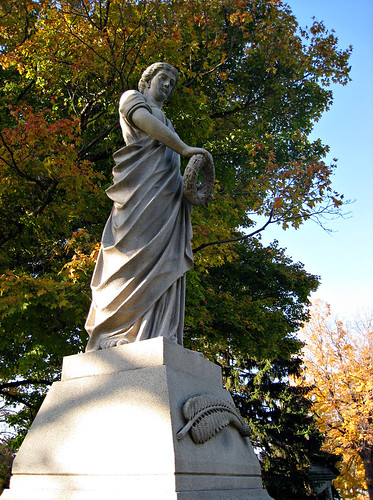 Oakwood Cemetery - Troy, NY - 18 | by sebastien.barre